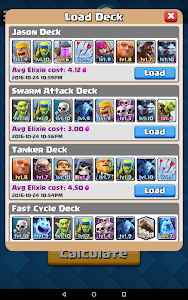 Counter Deck Calculator for CR screenshot 14