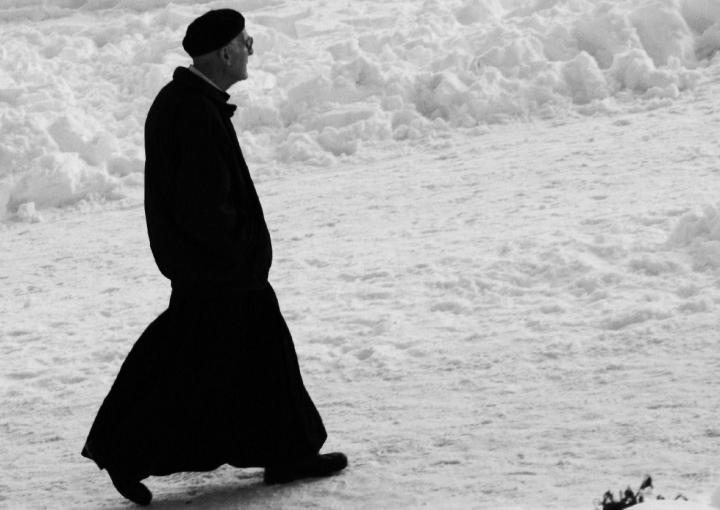 Solitudine di un prete di montagna di paolo-spagg