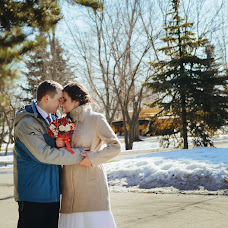 Wedding photographer Natalya Vilman (NataVilman). Photo of 20.01.2018