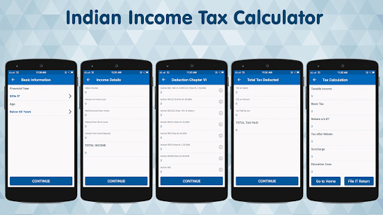 take home salary calculator india 2018 2019 tax calculator