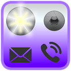 Flash On Call: Flashing Alerts & Notifications icon