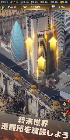 ラストシェルター:この国を守り抜く本格SLG、人気ゲームのおすすめ画像1