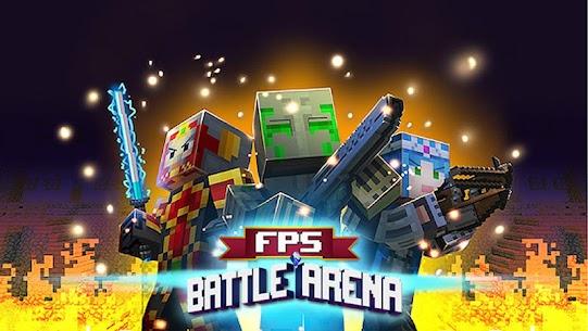 FPS Battle Arena 1