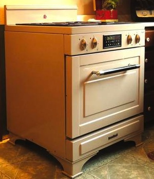 Shelley's Heartland Stove (30 inch)