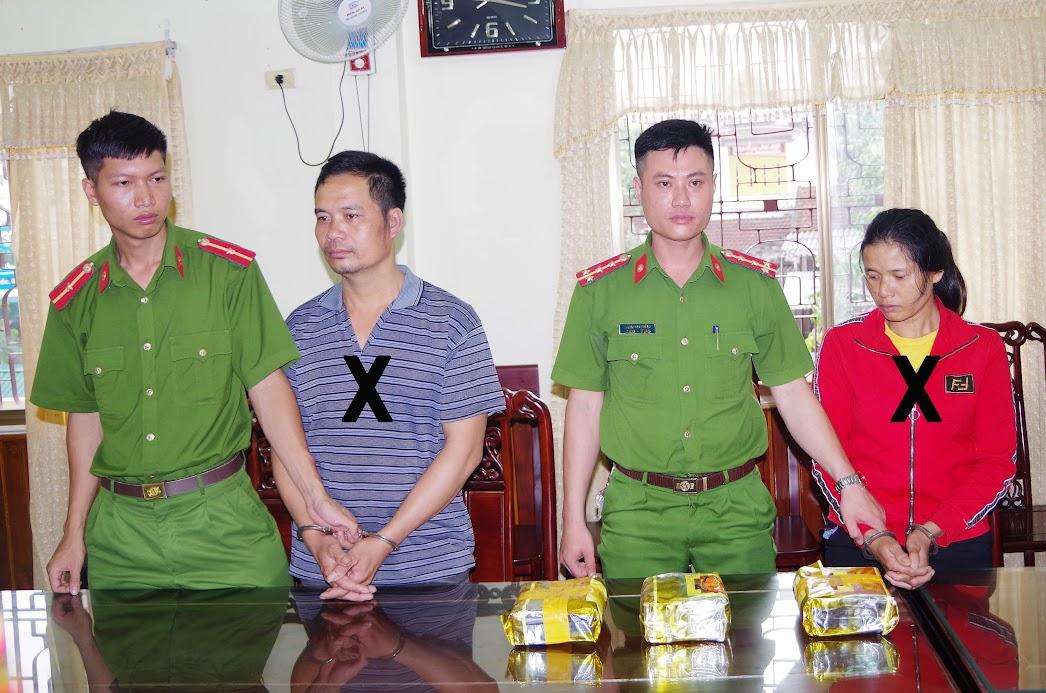 Đội Cảnh sát ĐTTP về Hình sự, Kinh tế, Ma túy Công an huyện bắt giữ nhóm đối tượng (X) trong đường dây ma túy lớn, thu giữ 3 kg ma túy đá và 4.900 USD
