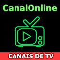 CanalOnline - Player Para Assistir TV Aberta icon