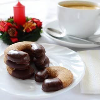 HONEY AMARETTI Cookies.