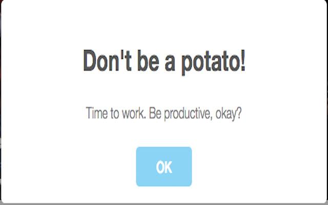 Potato timer