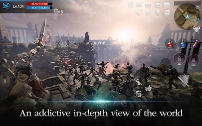 Lineage2 Revolution APK screenshot thumbnail 13