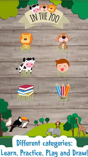 Kids Zoo Game