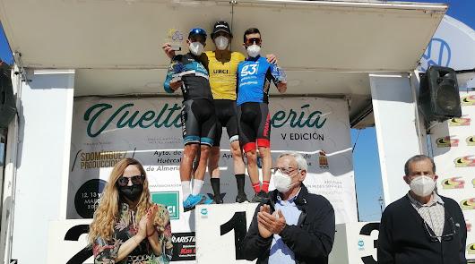 Arturo Muñoz se cuelga el oro en una Vuelta a Almería espectacular