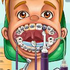 Dentist games for kids icon