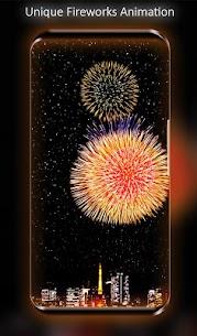 Fireworks Live Wallpaper 1
