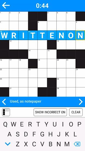 Crossword 2020  screenshots 4