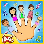 Finger Family Nursery Rhymes