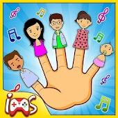 Tải Game Finger Family Nursery Rhymes