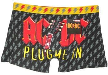 AC/DC - Boxer Shorts