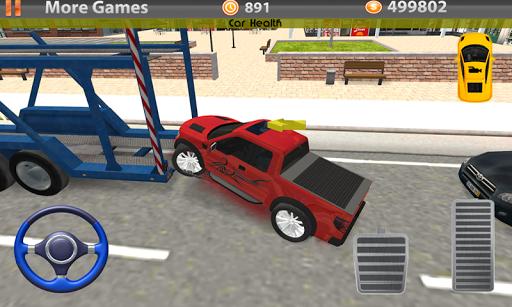 Car Transporter 3D 2016