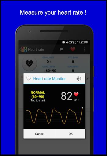 Pedometer & Fitness Tracker screenshot 5