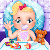 Babysitter Crazy Daycare Games - Nanny Mania