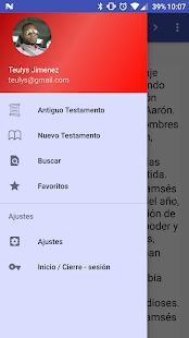 Biblia La Palabra Español - náhled