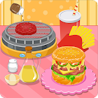 Burger Master, Cooking Games icon