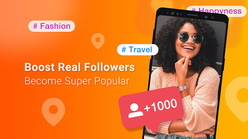 Boost Royal Followers for Nearby 8000+ Likes Tags Apk by Get Mega