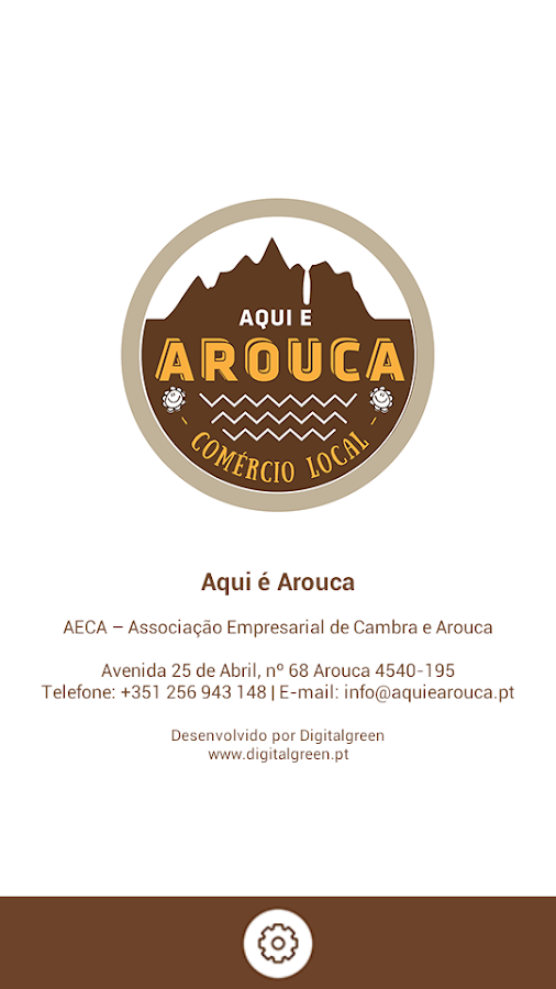 Aqui é Arouca- screenshot