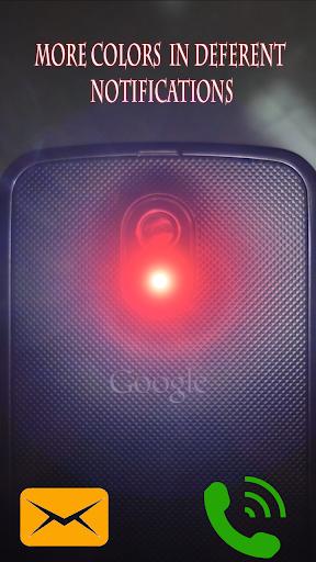 Alert Flash LED Color Call! 1.0 screenshots 5