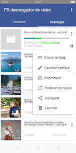 Video Downloader para Facebook - FB Video Download