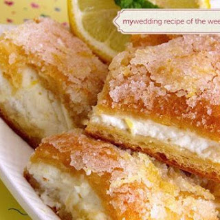 Lemon Bars With Cream Cheese Recipes