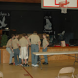 Carmel Boy Scouts Scoutmaster Ceremony
