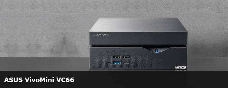 Análisis ASUS VivoMini VC66