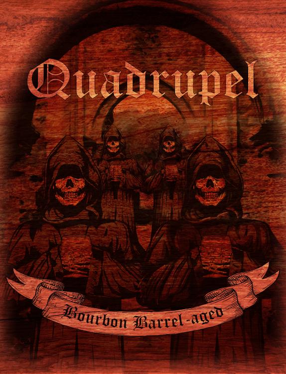 Logo of DESTIHL Bourbon Barrel-Aged Quadrupel