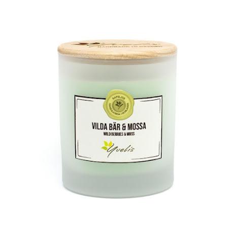 Doftljus Vilda Bär & Mossa Medium