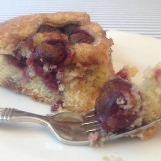 Gluten-Free Cherry Torte