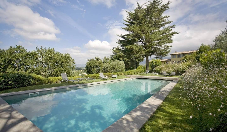 Villa avec piscine Capannori