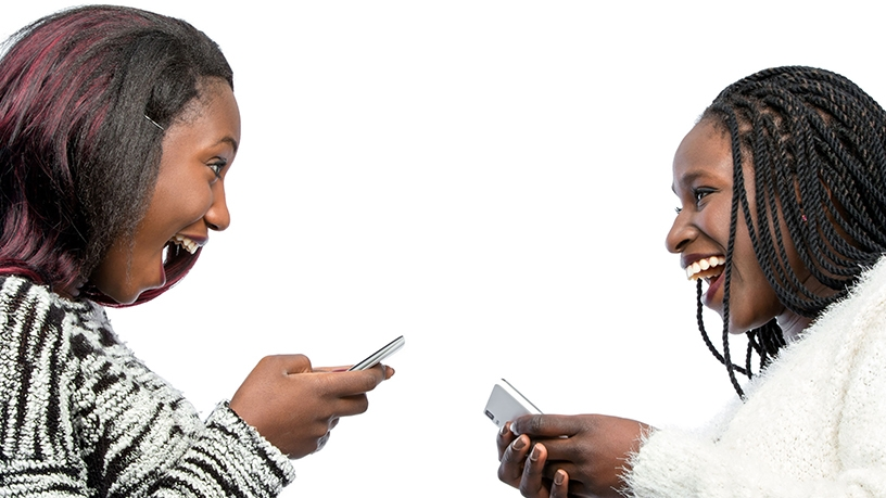 MTN and Vodacom have over 73 million South African customers between them.