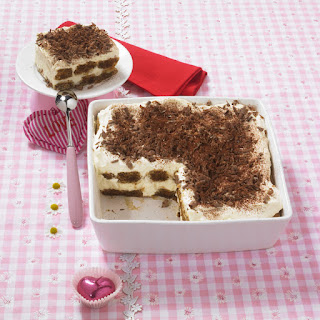 Lemon and Chocolate Tiramisu