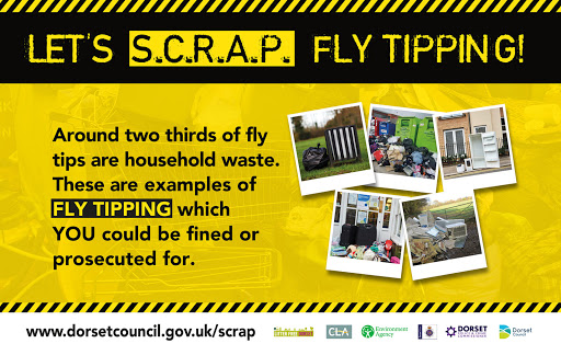 New multi-agency campaign aims to SCRAP fly-tipping