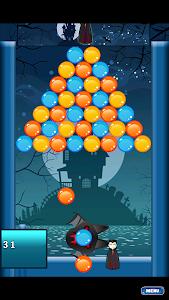 Vampire Bubble Shooter screenshot 4