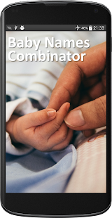 Baby Names Combinator - náhled