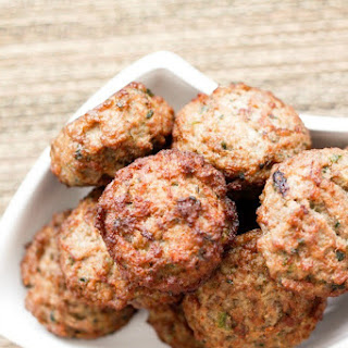 Paleo Thanksgiving Meatballs.