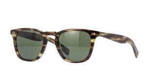 Garrett Leight Brooks X 2083 KOT/PG15 Pure G15 Sunglasses | Pretavoir