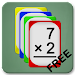 Math Flash Cards (Free) icon