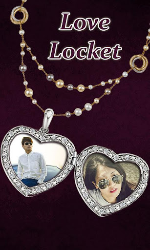 Love Photo Locket