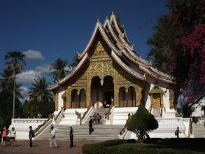 Photo: Wat Ho Pha Bang im Königspalast
