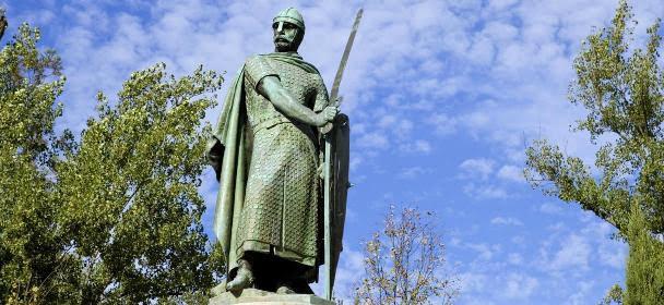Estatua D. Afonso Henriques