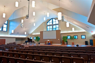 Photo: Okotoks United Church Kopperud Architecture Inc.