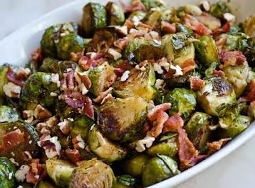 Best Darn Brussel Sprouts Ever